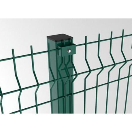 Ворота розпашні 1.26х3м