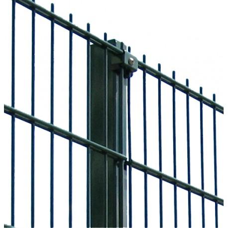 """Секції огорожі """"Заграда Спорт"""" висота 1.0м ширина 2.5. ф4+5"""
