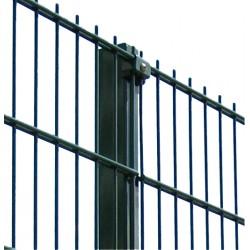 """Секции ограждения """"Заграда Спорт"""" высота 2.0м ширина 2.5. ф4+5"""