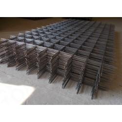 Сетка армирования стяжки ф4 100х100 2х4м