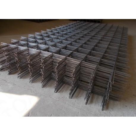 Сетка ф4 100х100  0,5х2м