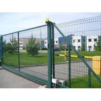 Ворота відкатні