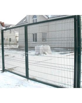 Ворота розсувні